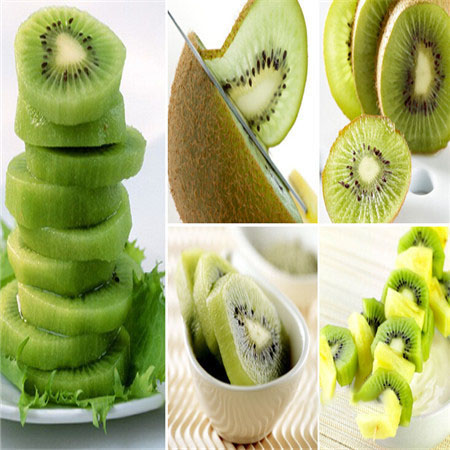 Egrow 100PCS Thailand Mini Kiwi Fruit Seeds Flowers Garden Edible Delicious Bonsai Fruit Planting