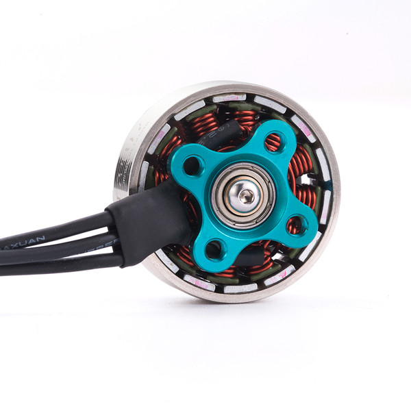 Hawksky AT2407 Ⅱ 2407 2500KV 3-4S Brushless Motor for RC Drone FPV Racing - Photo: 3