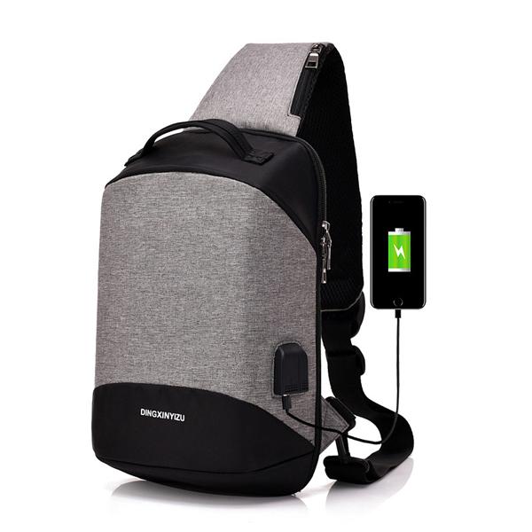 Travel Chest Bag for Men