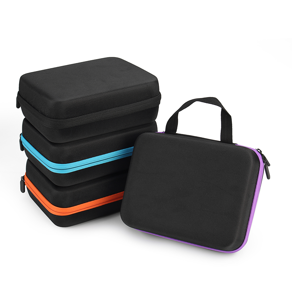30 Bottle Essential Oil Case Carry Holder Storage Aromatherapy Hand Bag Travel
