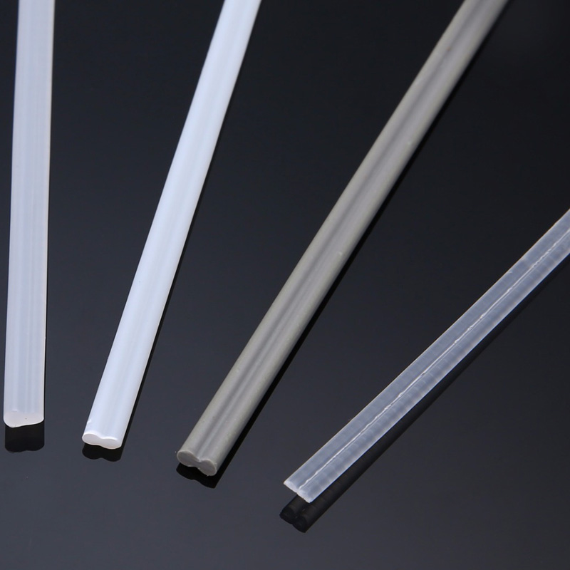 50PCS Plastic Welding Rods ABS/PP/PVC/PE Welding Sticks 200mm for Plastic Welding