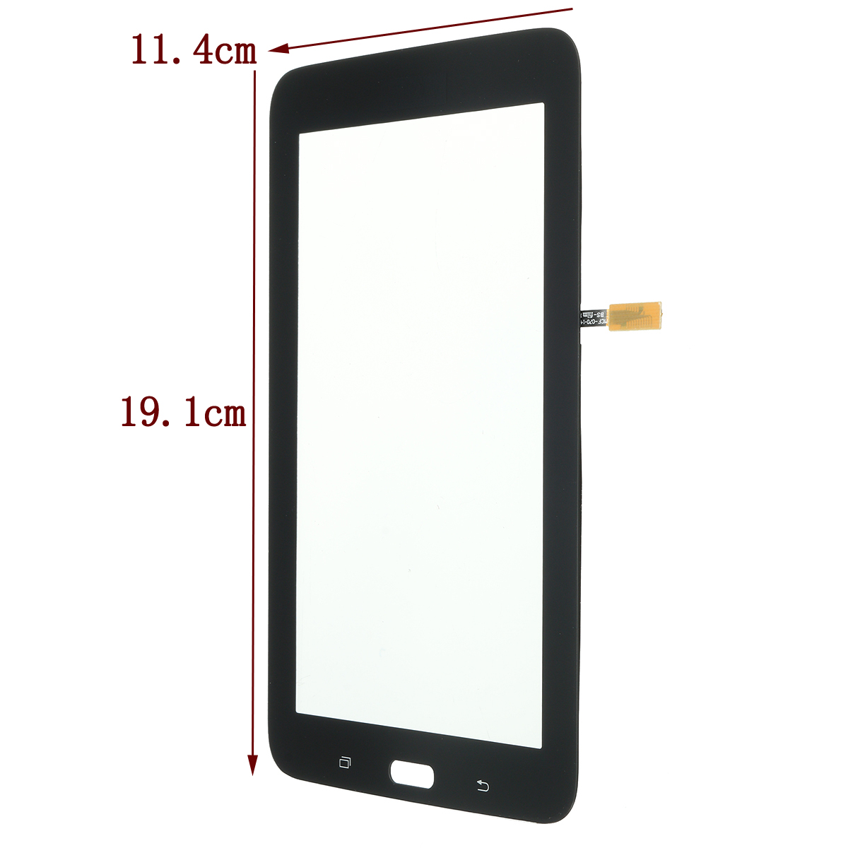 LCD Touch Screen Replacement Digitizer Panel Repair Tool For Samsung Galaxy Tab 3 Lite 7.0 T110 WiFi