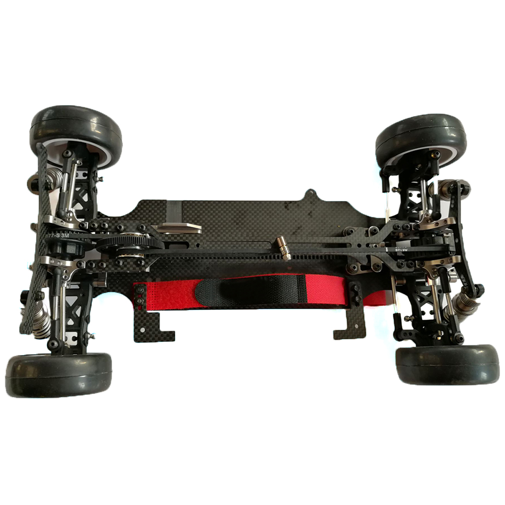 DriftRc Car Parts Chassis For 1/10 IW1001/IW1002RC Car