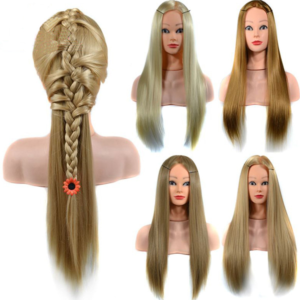 23'' Hairdressing Training Mannequin Practice Head