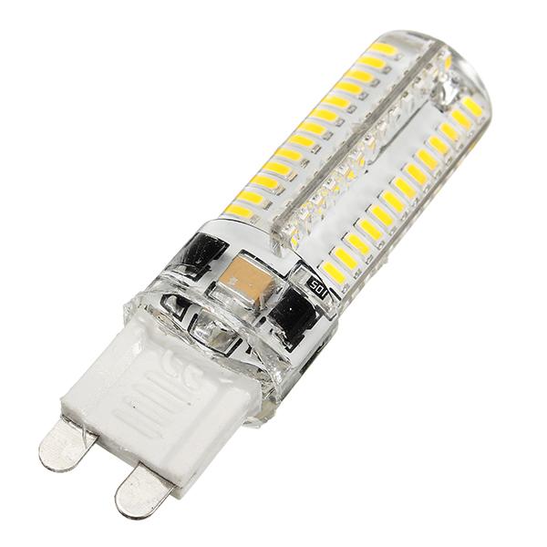 G9 3W 5W SMD3014 White Warm White LED Light Bulb AC220V AC110V
