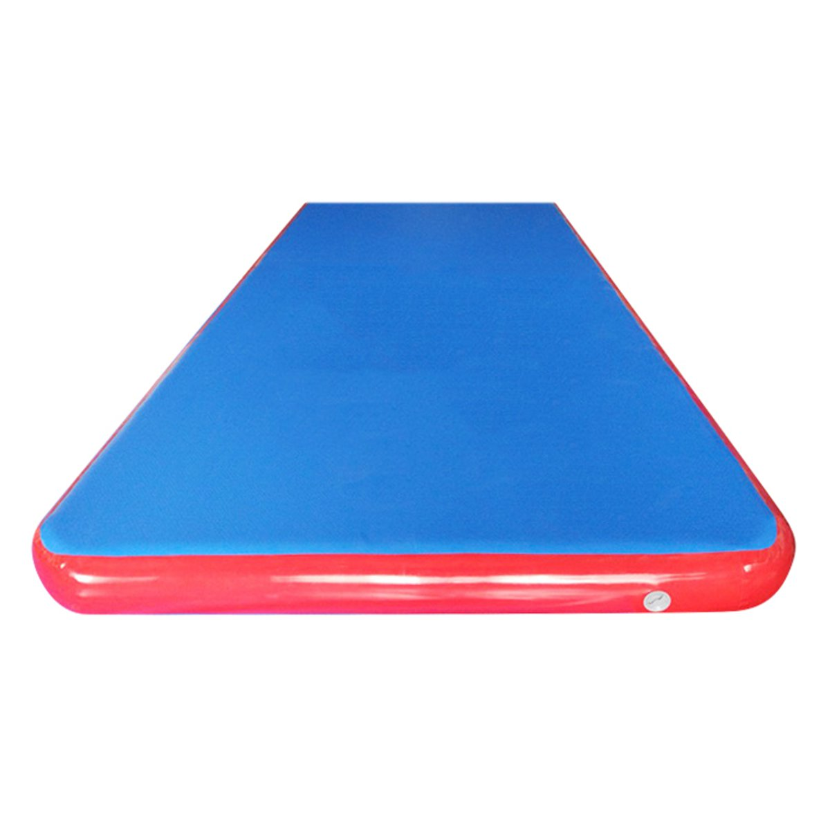 236.2x78.7x3.9inch Inflatable Gymnastics Training Mat Air Tumbling Track Floor Sports Protective Pad