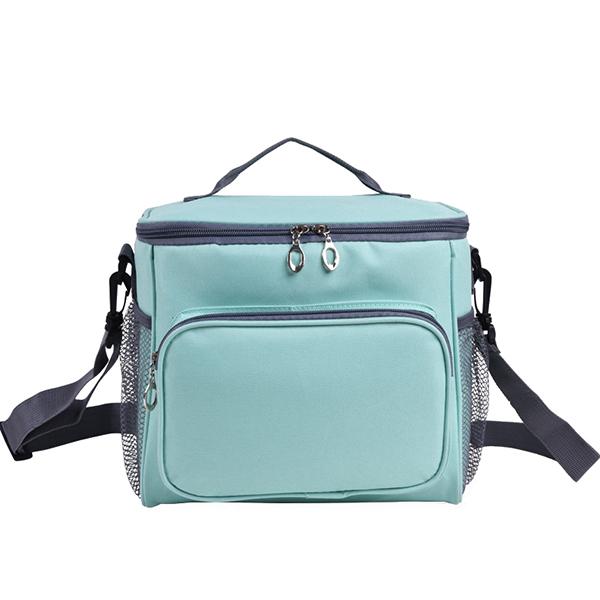 Women Oxford Shoulder Bag Lunch Bag