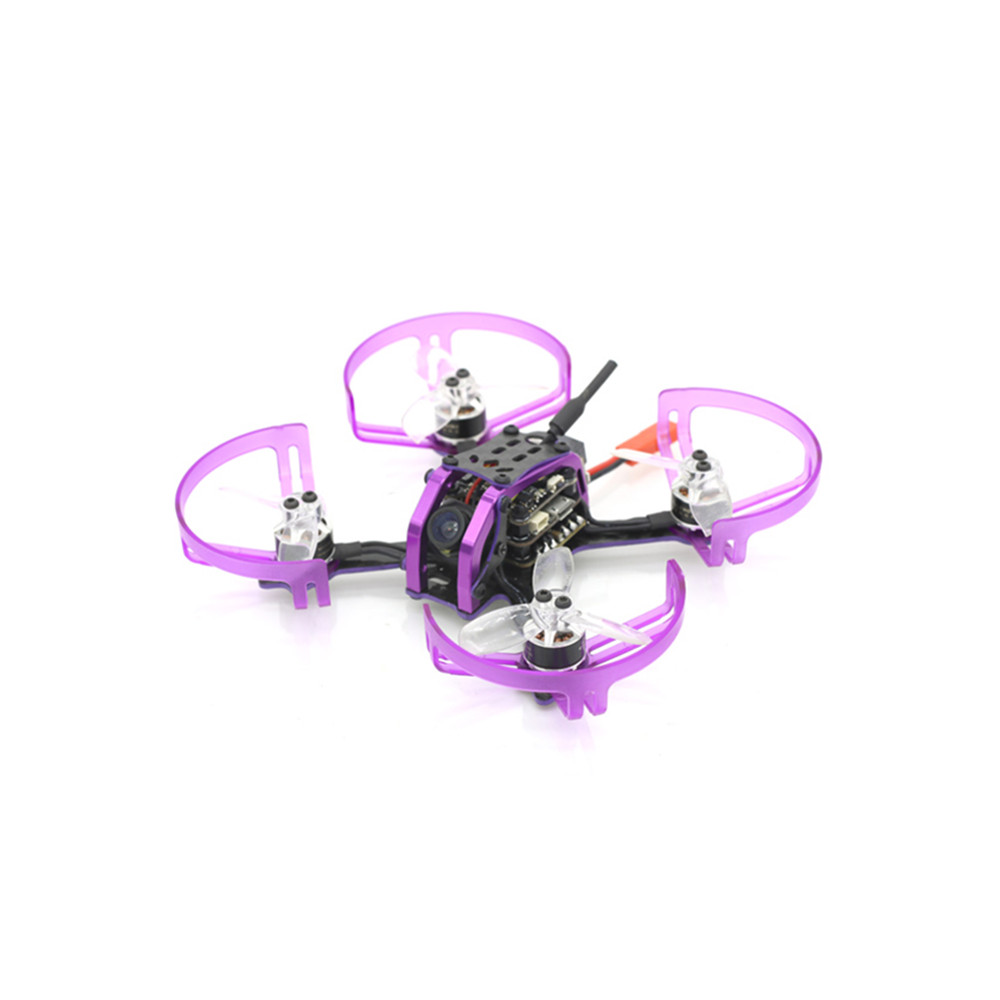 SKYSTARS Little Edge 95mm RC FPV Racing Drone PNP BNF W/ Micro F4 15A BLheli_S 800TVL 150mW 40CH VTX - Photo: 2