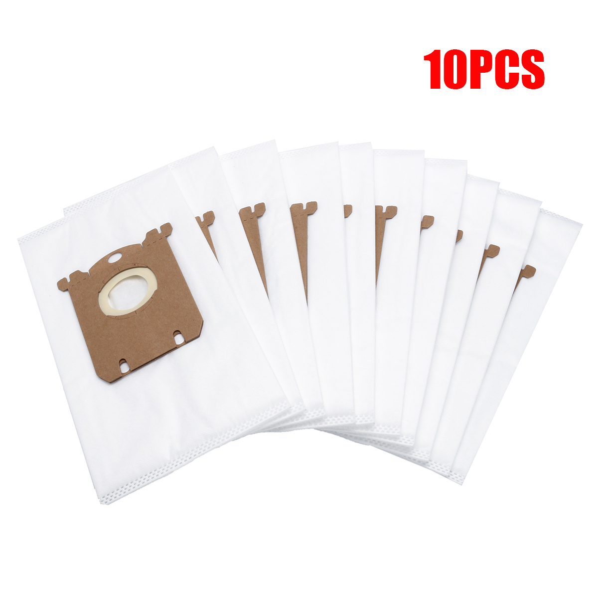 10pcs Vaccum Dust Bags Menlux 1800 For Electrolux Wertheim Volta Phillips
