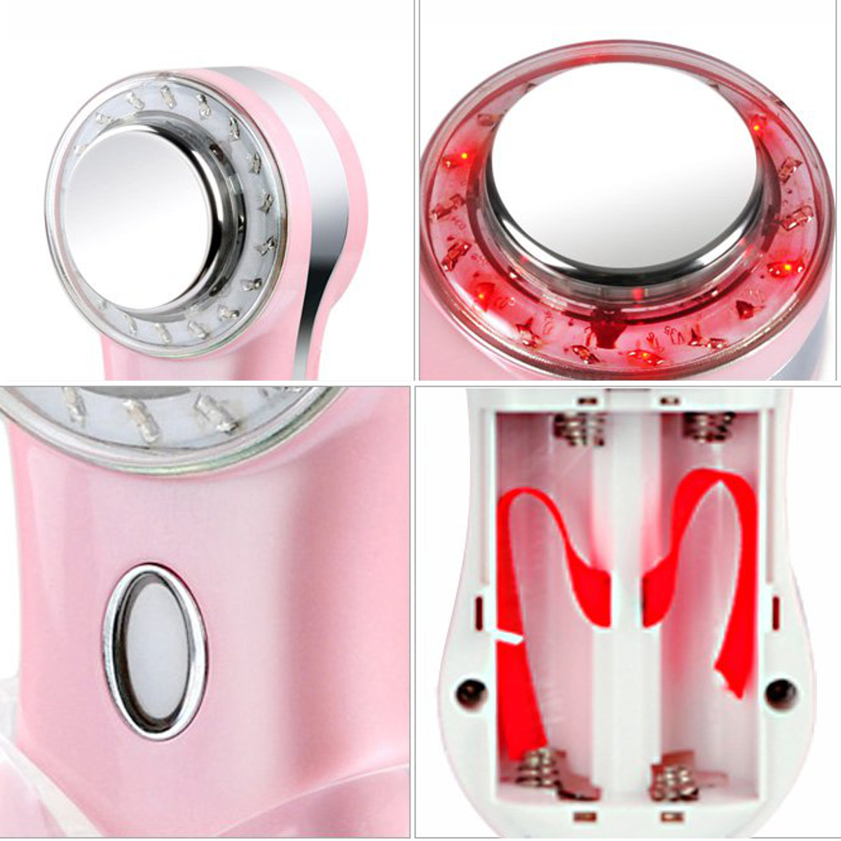 3 Colors LED Light Therapy Photon Skin Care Beauty Machine