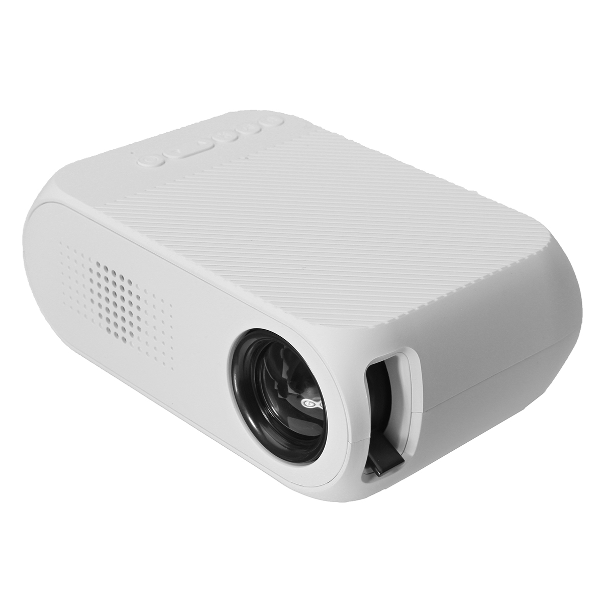 YG-320 Mini 400Lumens 320*240 LED Portable Projector Home Theater UK/AU/EU/US Plug
