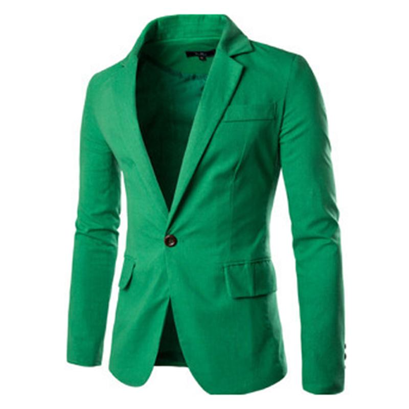 Casual Soild Color Best Cool Blazers
