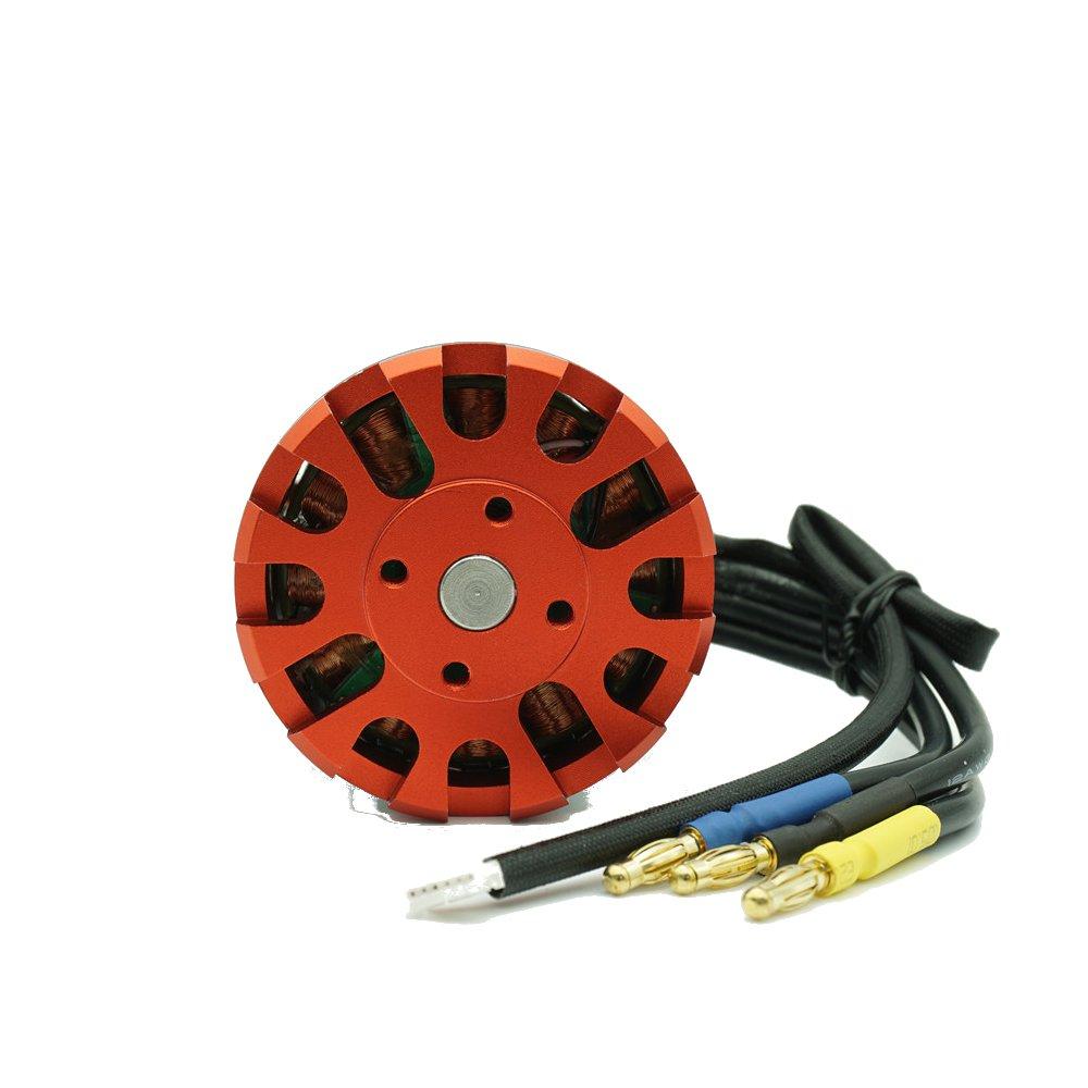 HGLRC-Flipsky R-6374 190KV 3250W Brushless Sensored Motor Shaft 8mm for Electric Skateboard Rc Car - Photo: 3