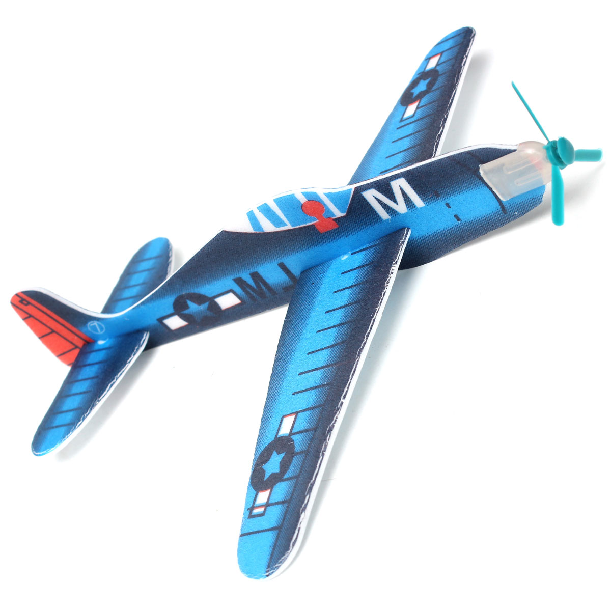 10Pcs Banggood Flying Glider Plane Toy Gift Birthday Christmas Party Bag Filler