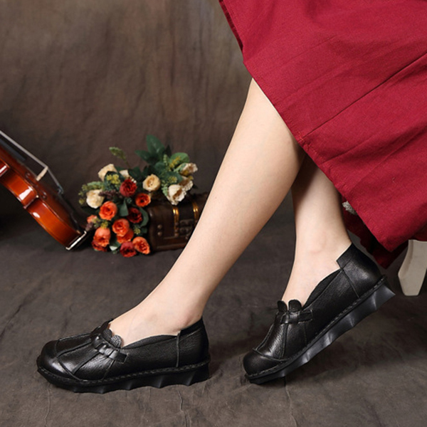Women Slip On Loafers