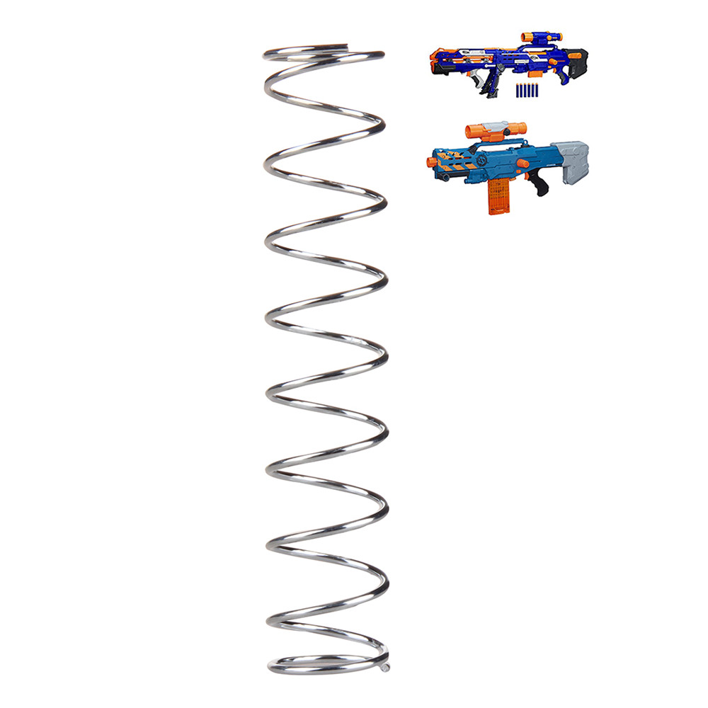 Worker 14KG Long Sniper Conversed Accessory Spring Part For Nerf - Silver