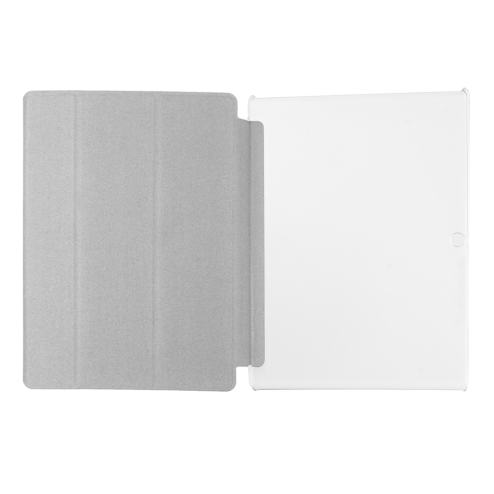 Tri-Fold PU Leather Folding Stand Tablet Case Cover for 10.1 Inch Teclast A10S