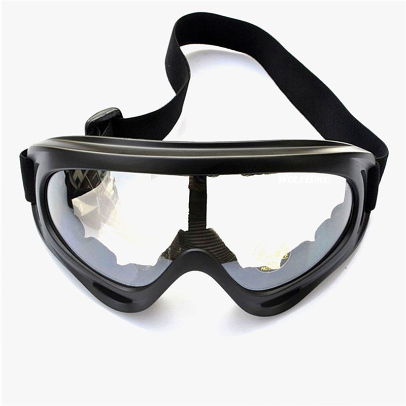 WOSAWE BYJ-011 X400 Uv Protection Sports Ski Snowboard Skate Goggles Motorcycle Off Road Glasses