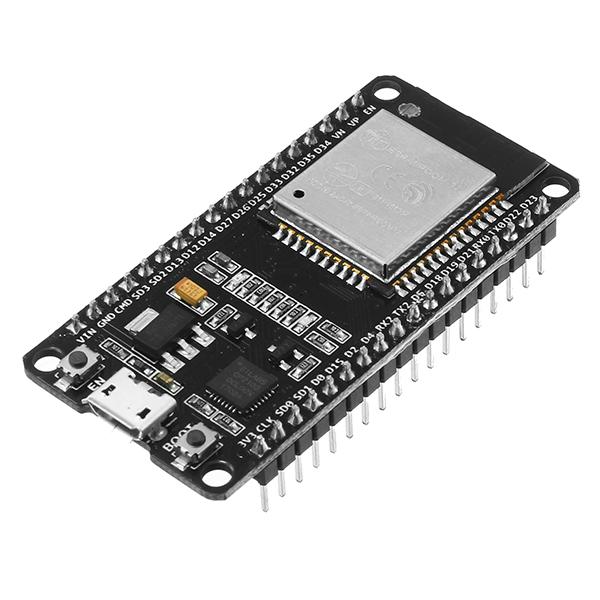 Geekcreit® ESP32 Development Board WiFi+Bluetooth Ultra Low Power Consumption Dual Cores ESP-32 ESP-32S Board