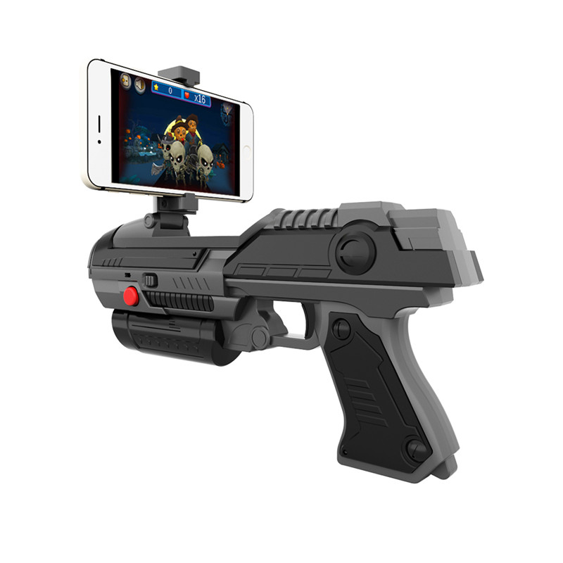 Christmas AR Game Plastic Virtual Reality Toy Compatible with IOS And Android Phone Holder Kids Gift