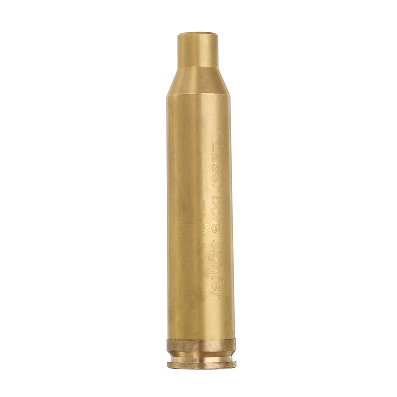 CAL 7MM Laser Bore Sighter Red Dot Sight Brass Cartridge Bore Sighter Caliber