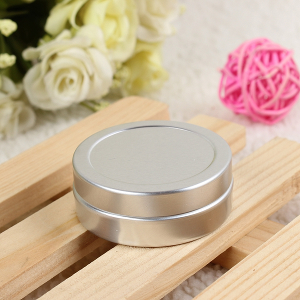 10pcs 10ml+20ml Empty Aluminium Cosmetic Pot Jar Tin Container Storage