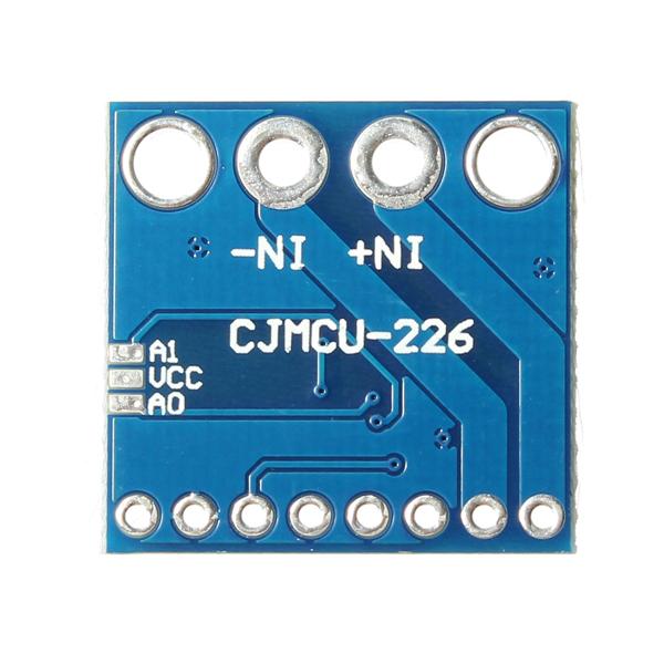 10pcs CJMCU-226 INA226 Voltage Current Power Monitor Alarm Module 36V Bi-Directional I2C For Arduino