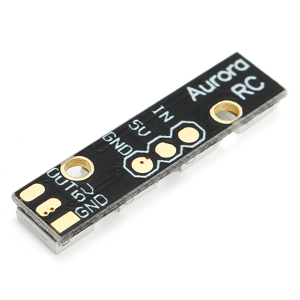 0.7g Super Mini WS2812B RGB5050 4 Bit Colorful LED Strip for Naze32 F3 F4 Flight Controller RC Drone