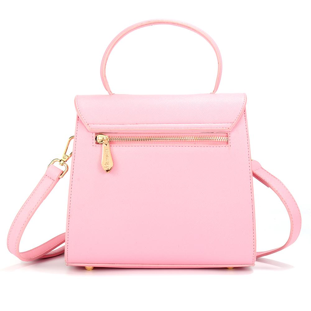 Brenice Women Vintage Handbag National Floral PU Leather Sling Bag Shoulder Crossbody Bag
