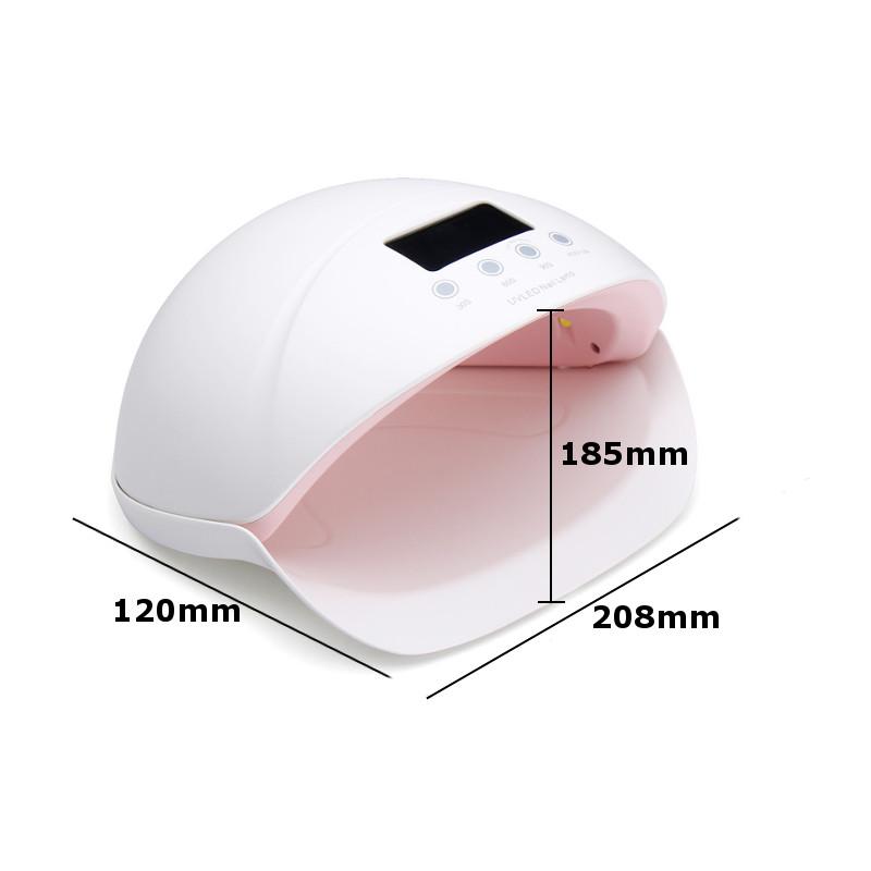 50W LED UV Nail Lamp Light Gel Polish Cure