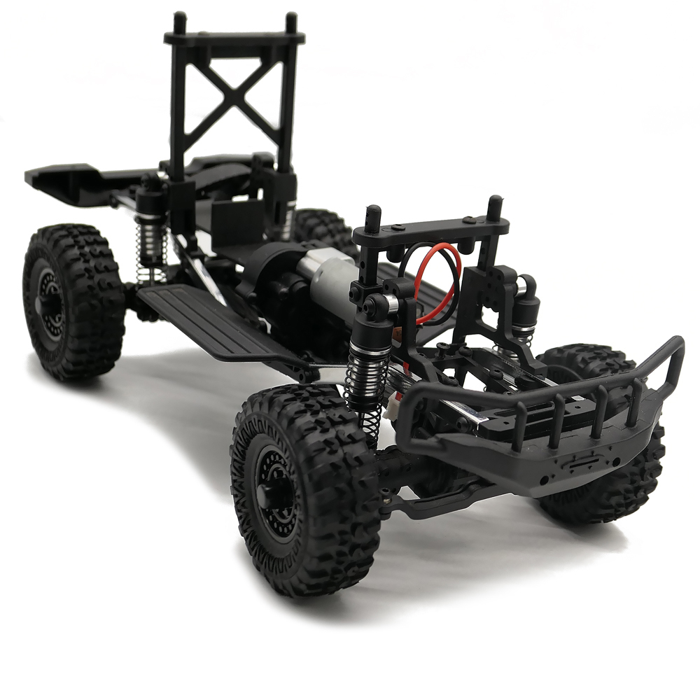 Panda Hobby Sport Tetra K1 1/18 2.4G Crawler RTR 4WD RC Car Off road Vehicle