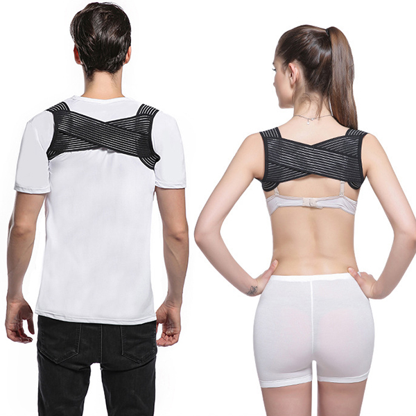 Unisex Posture Corrector Support Improve Thoracic Kyphosis