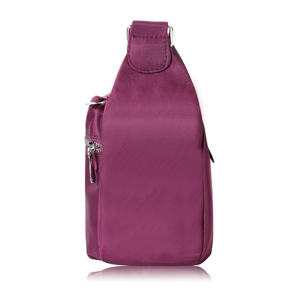 Women Nylon Light Weight Crossbody Bags Ladies Outdooors Waterproof Shoulderbags Messenger Bags