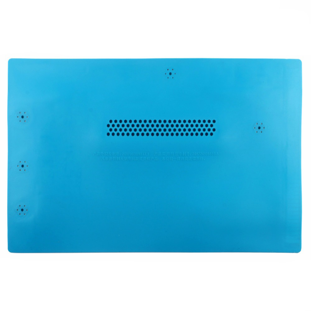 S-170 480x318mm Silicone Pad Desk Work Mat Heat Insulation Maintenance Platform for BGA PCB Soldering Repair Tool