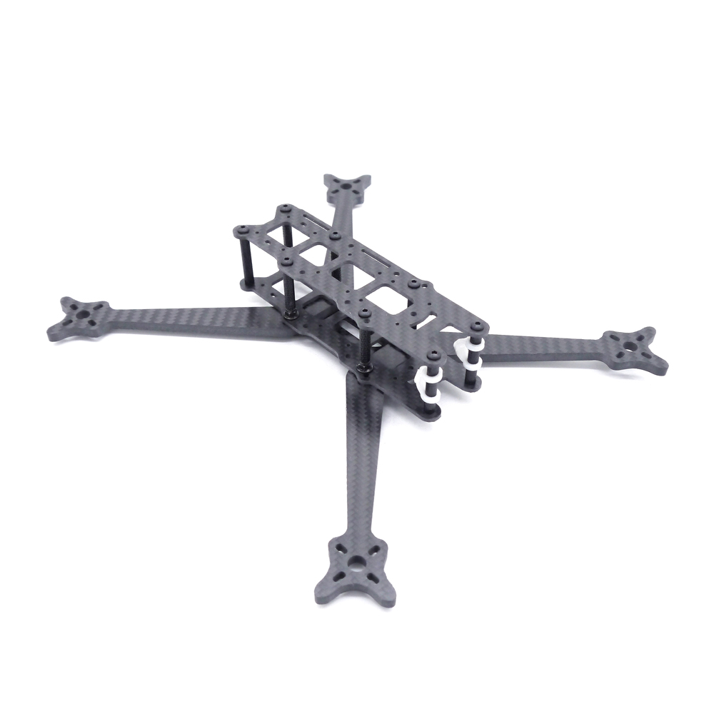 Slosstyle HX Type 5 Inch 6 Inch 238mm 273mm FPV Racing Frame Kit 5mm Arm Supports Foxeer HS1177