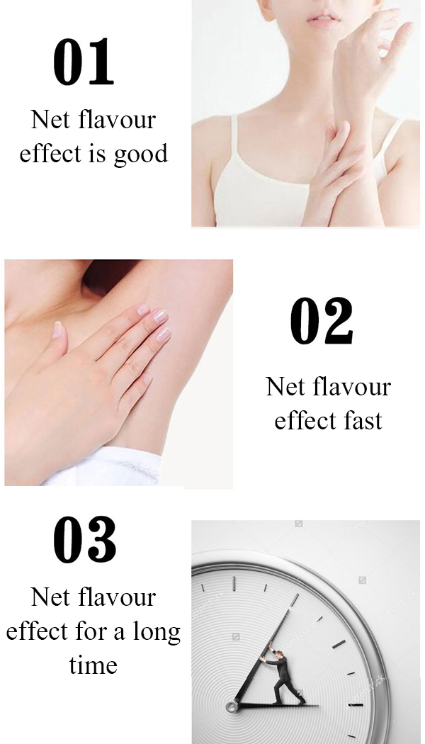 Antiperspirant Cleaner Deodorant Armpit Spray Liquid Remove Underarm Hircismus Body Odor