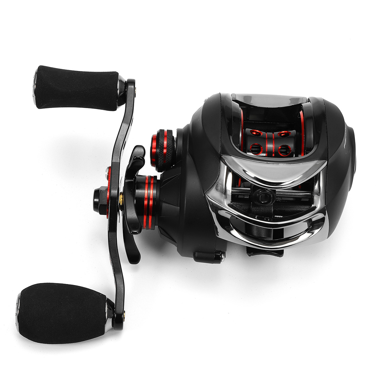 ZANLURE 17+1BB 7.0:1 Baicasting Fishing Reel Left Right