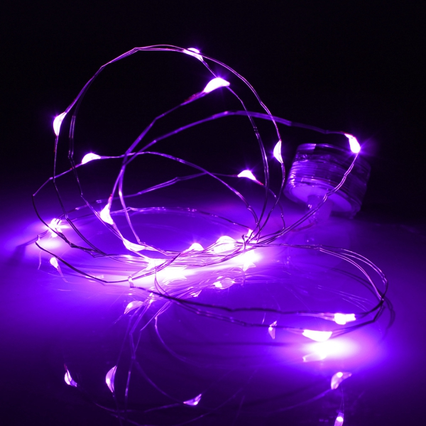 3M LED String Fairy Waterproof Petals Light Party Lamp Xmas Tree Wedding Decor