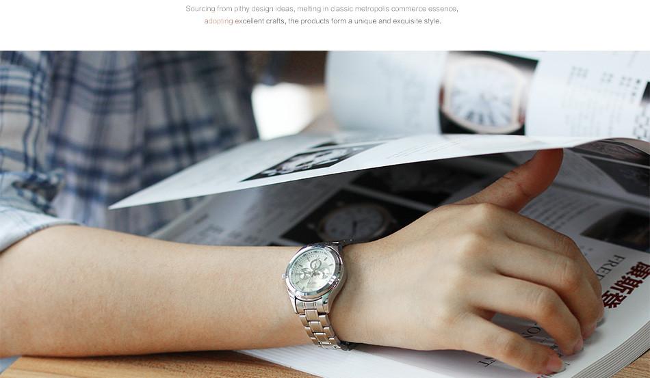 SINOBI 9285 Elegant Women Wrist Watch