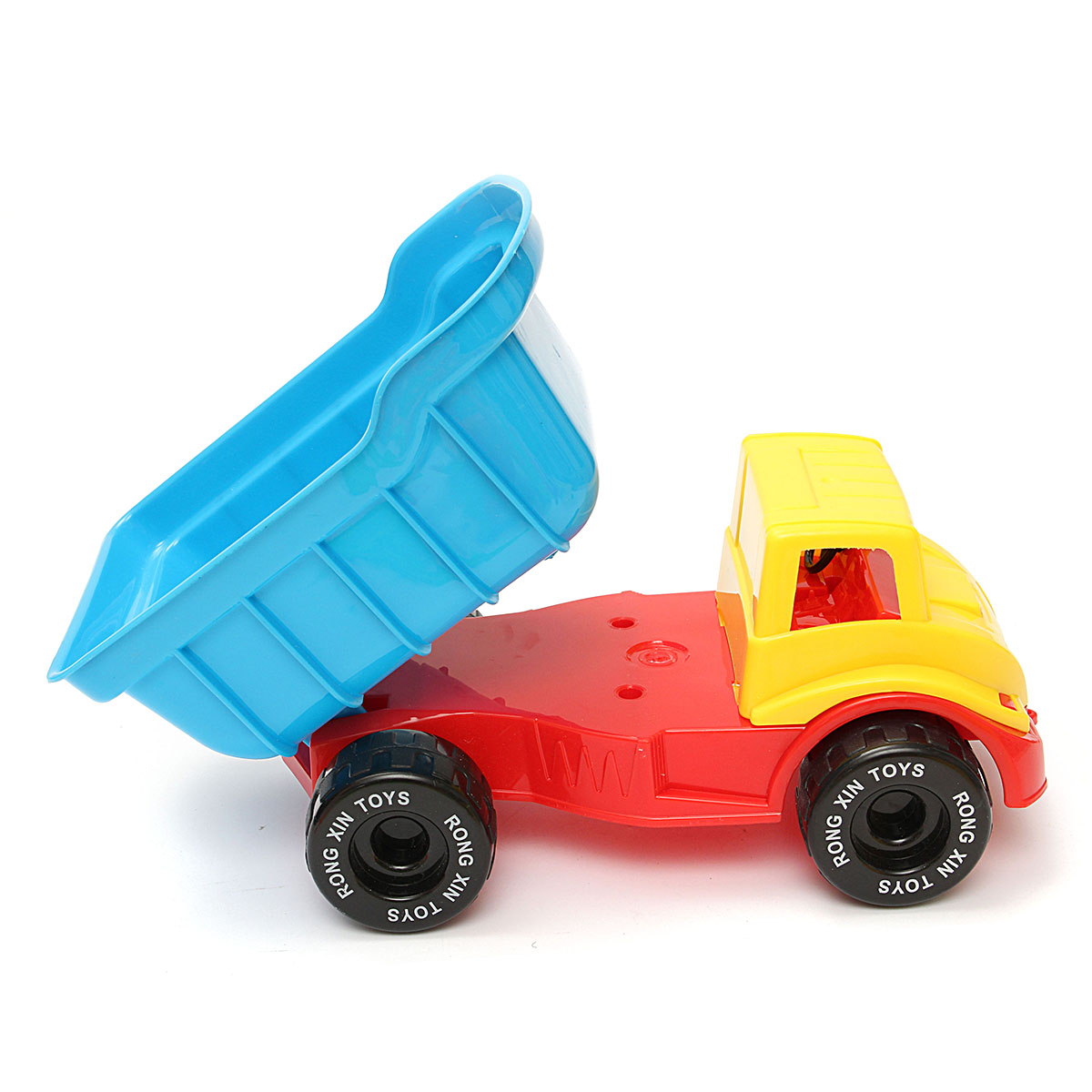 21PCS Beach Sand Play Toys Set Bucket Rake Sand Wheel Watering Can Mold
