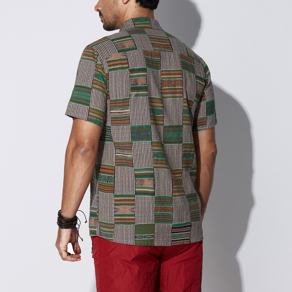 Mens Hawailian Tropical Shirts