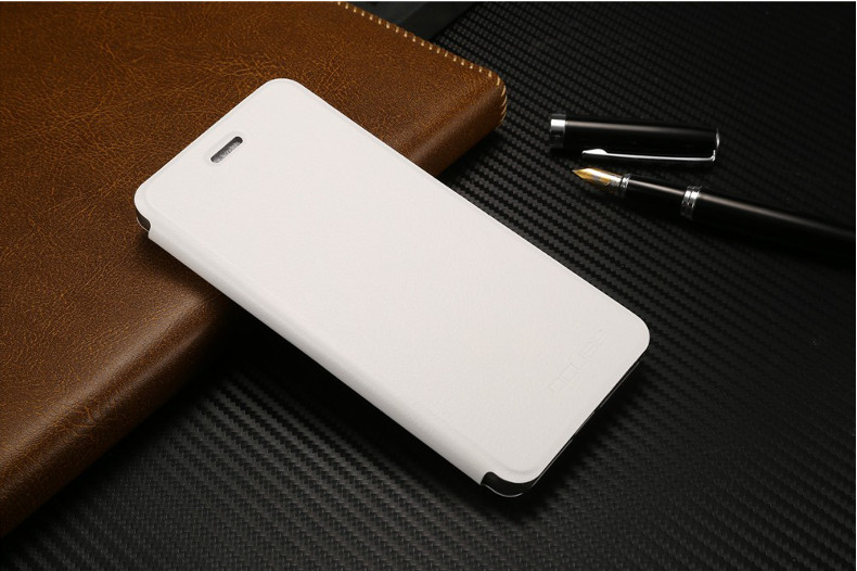 Flip Leather Magnetic Protective Case For Elephone S7