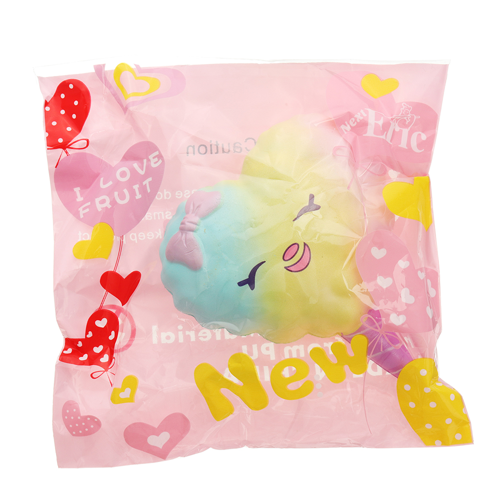 Eric Marshmallow Squishy 16CM Licensed Slow Rising With Packaging Flower Sugar Gift Soft Toy
