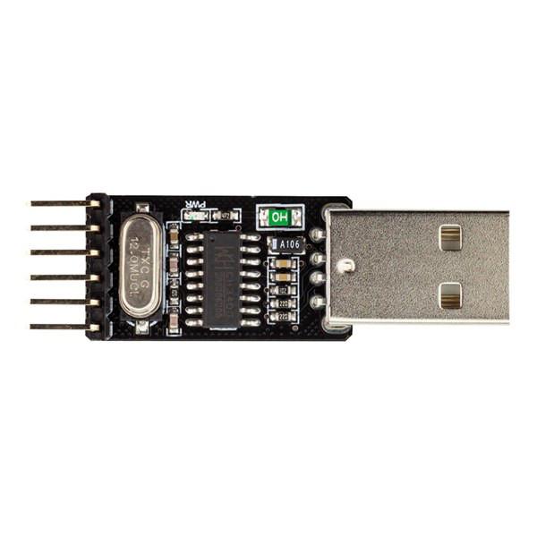 5Pcs RobotDyn® USB Serial Adapter CH340G 5V/3.3V USB to Ttl-uart For Arduino Pro Mini DIY
