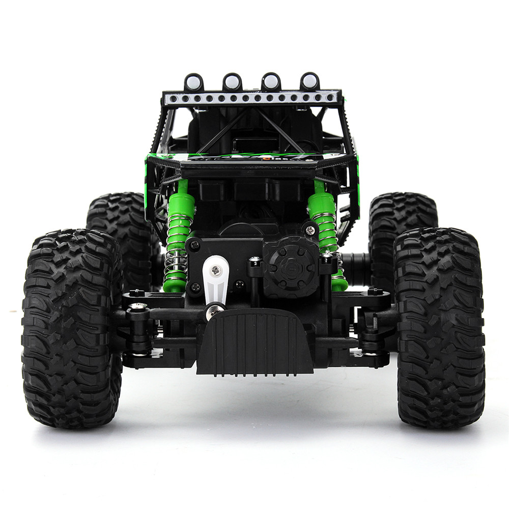 YL-06 2.4G 4WD RC Car Rock Crawler Truck Off Road Vehicle Buggy Toy