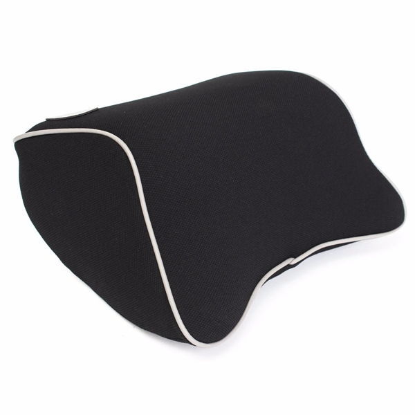 Car Seat Head Rest Memory Foam Cotton Neck Support Rest Cushion Travel Pillow