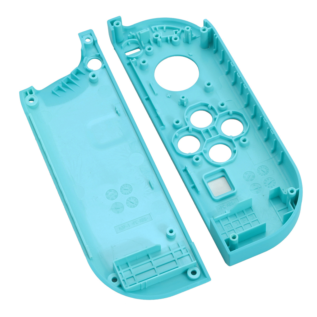 Blue Housing Shell Case with Repair Tool for Nintendo Switch Joy-Con Video Game Controller
