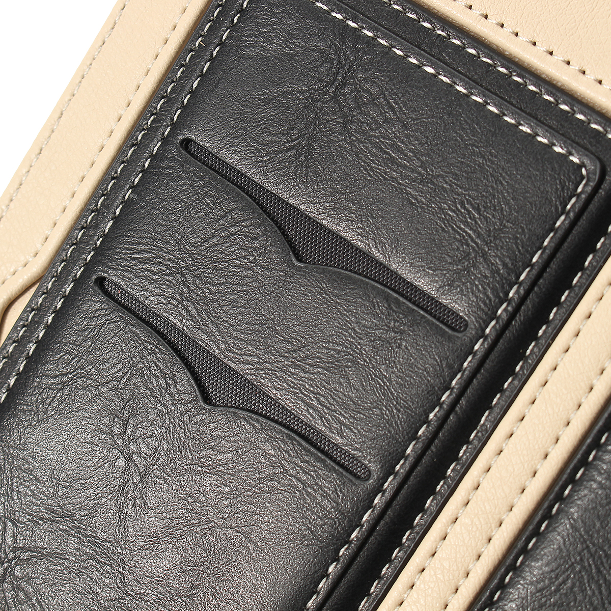 Leather Stand Case Magnetic Tablet Folio Flip Handheld Band Card Slots Cover for Apple iPad 4/3/2