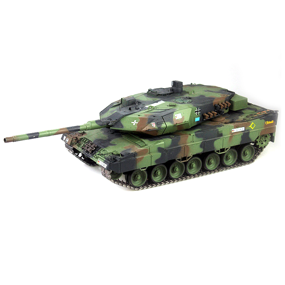 3889-1 1/16 2.4G German Leopard A6 RC Tank