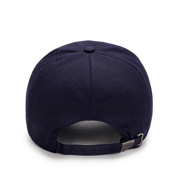 Mens Letter Baseball Cap Buckle Adjustable Hip-Hop Snapback Cap